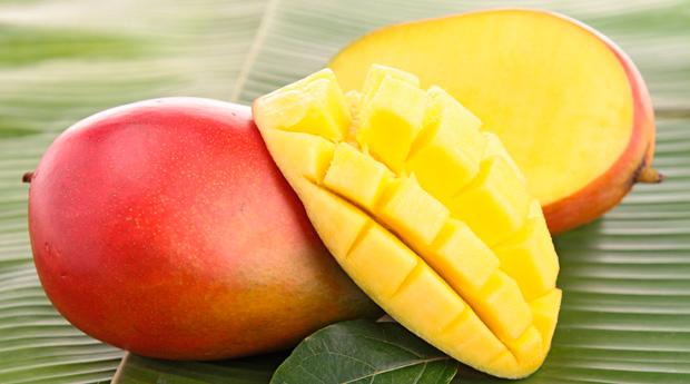 Экзотические фрукты Шри-Ланки манго