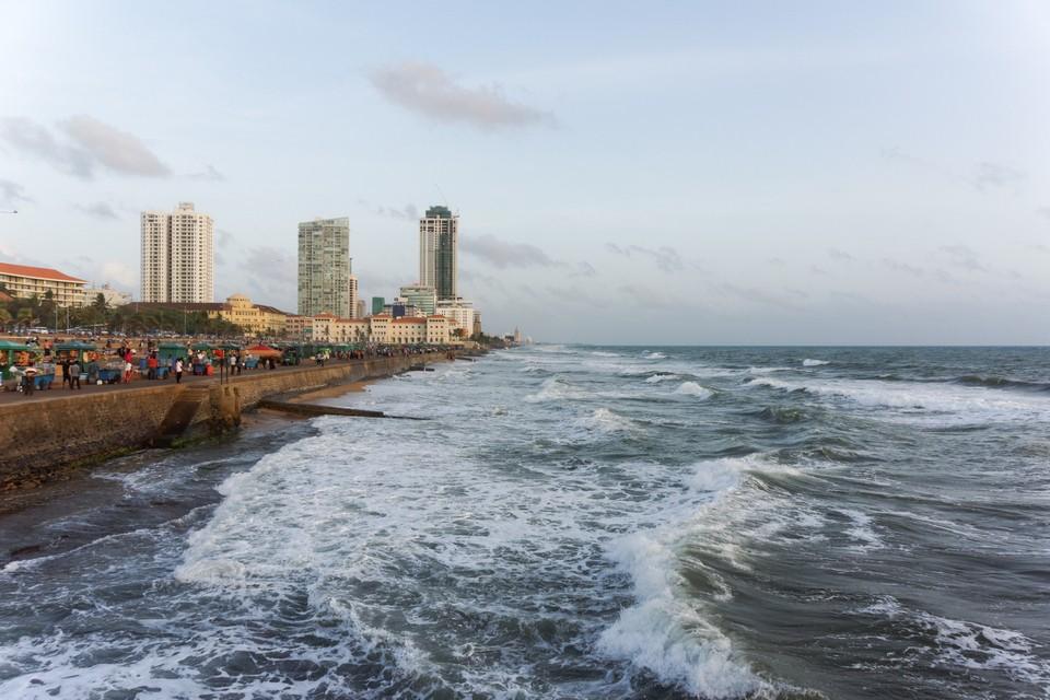Шри-Ланка столица Коломбо