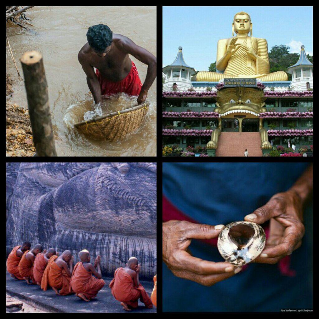 будда, манахи
