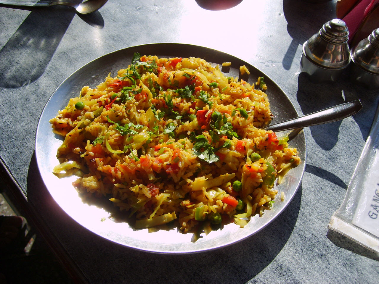 Еда на Хиккадуве