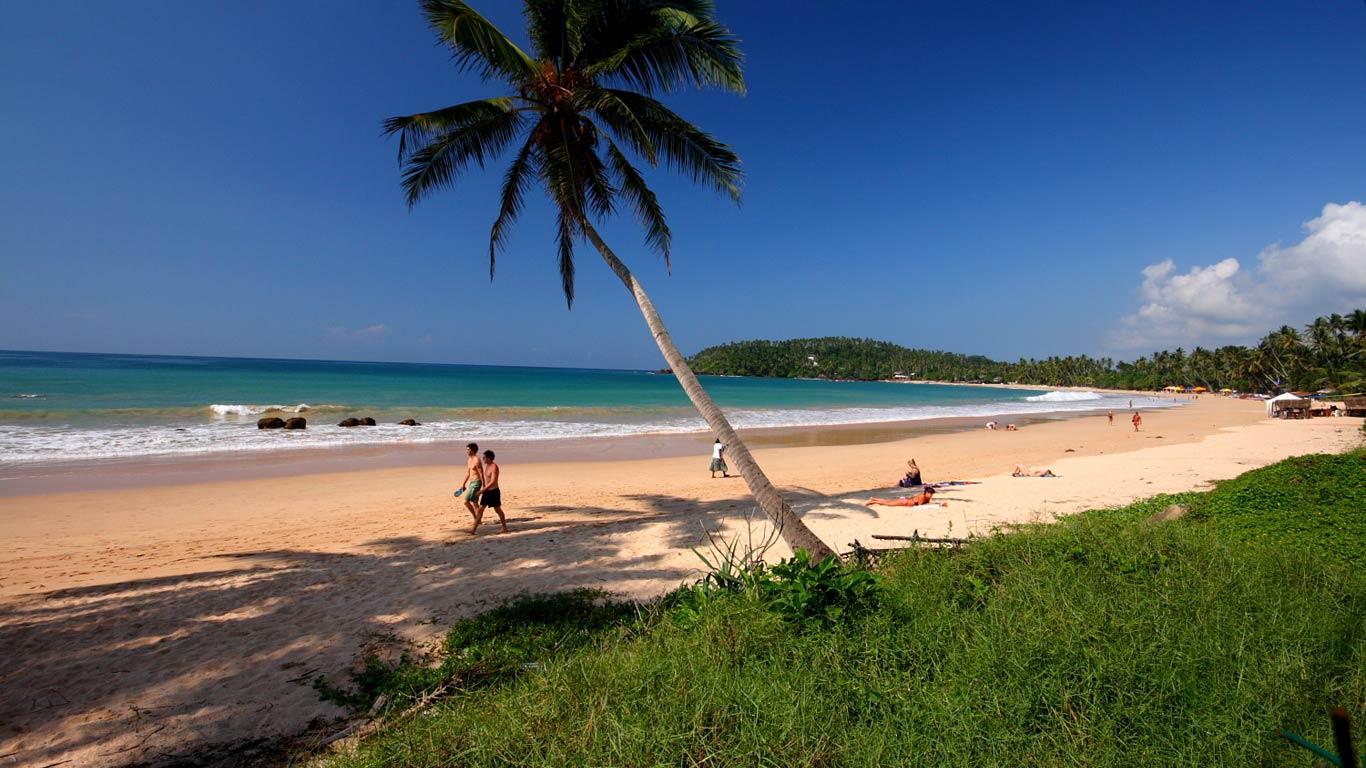 Мирасса пляж