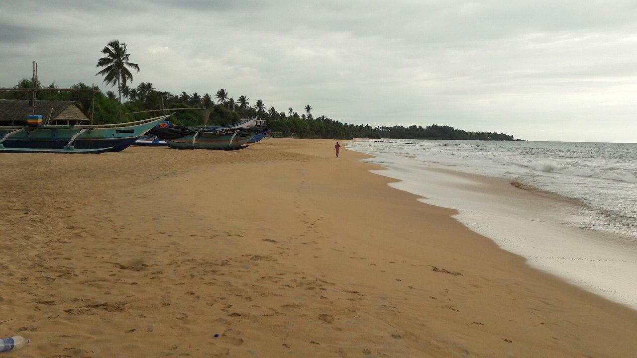 Косгода пляж Шри Ланка