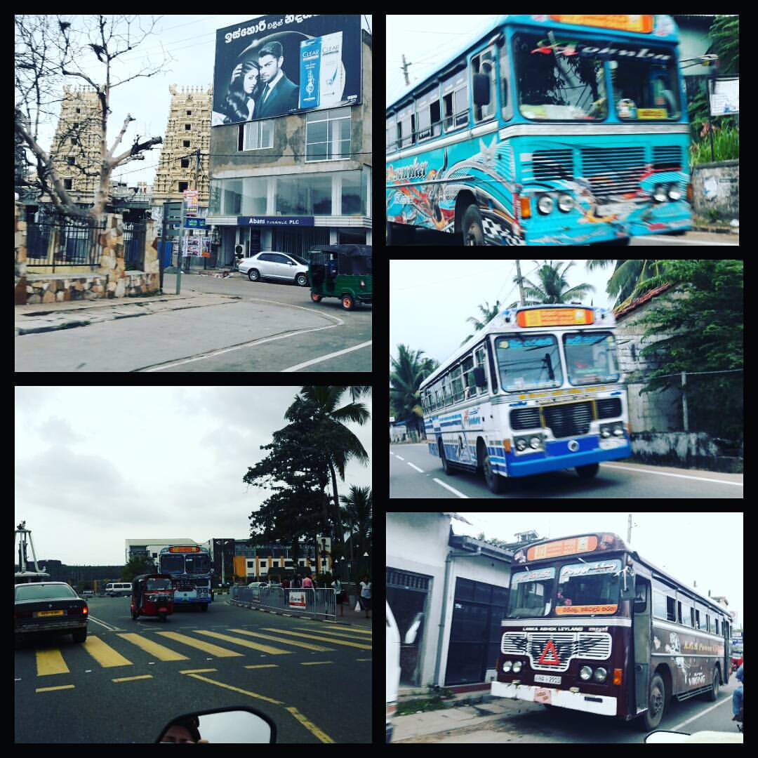 Шри Ланка транспорт