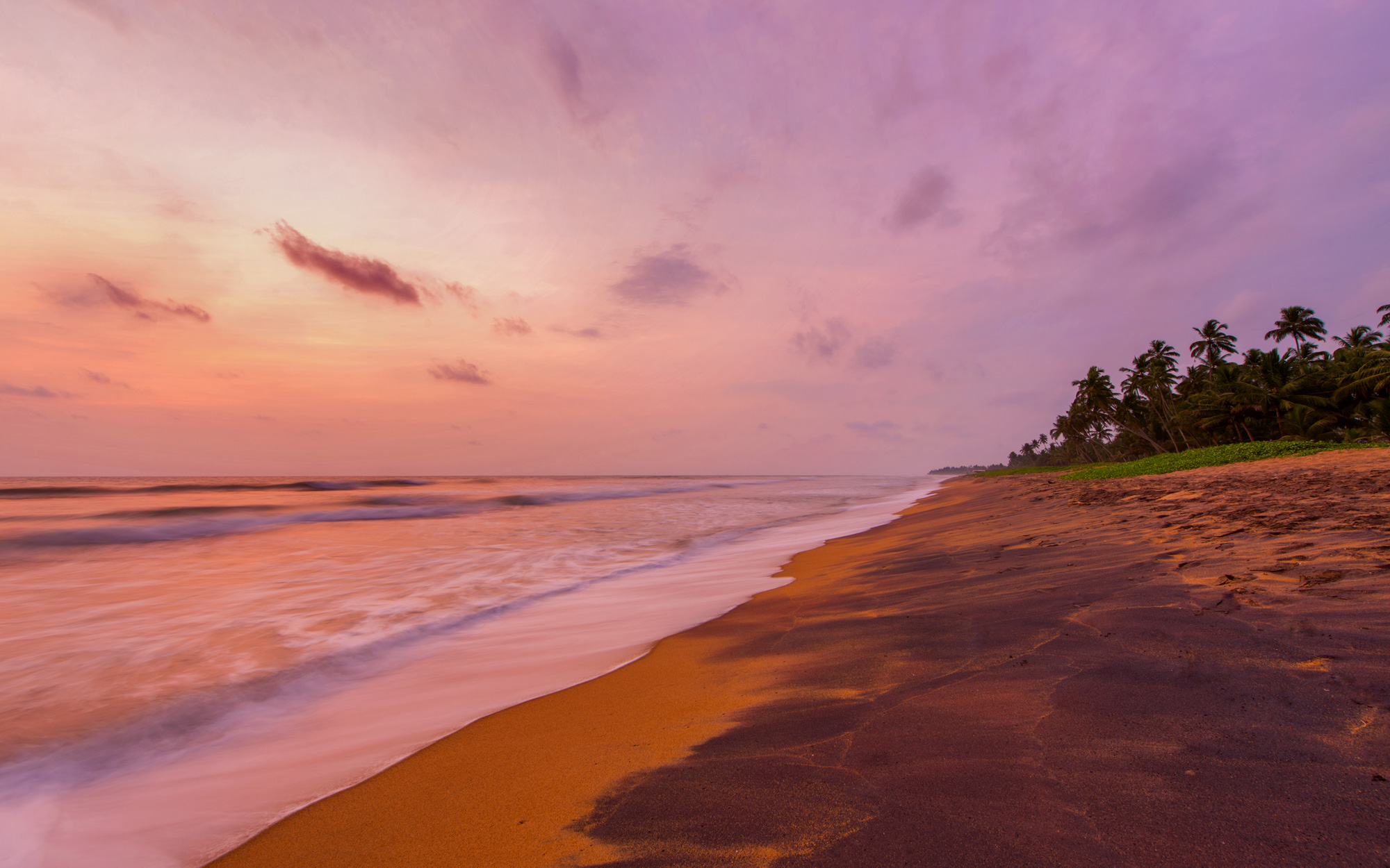 Пляж Ваддува Шри Ланка