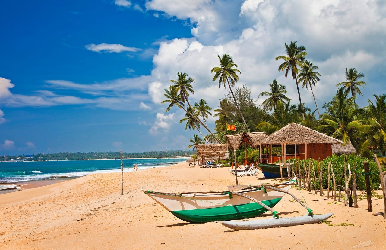 Шри-Ланка весной