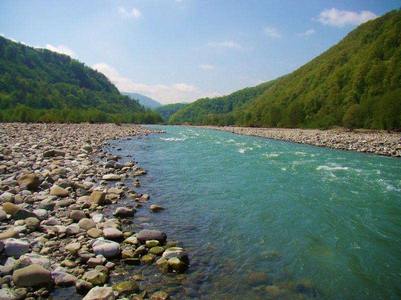 Шахе река