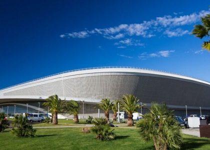 крытый конькобежный центр «Адлер-Арена»