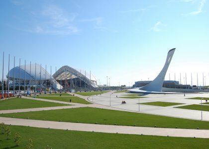 Стадион «Фишт» Олимпийский парк