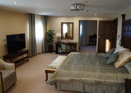 Отель Богатырь номер