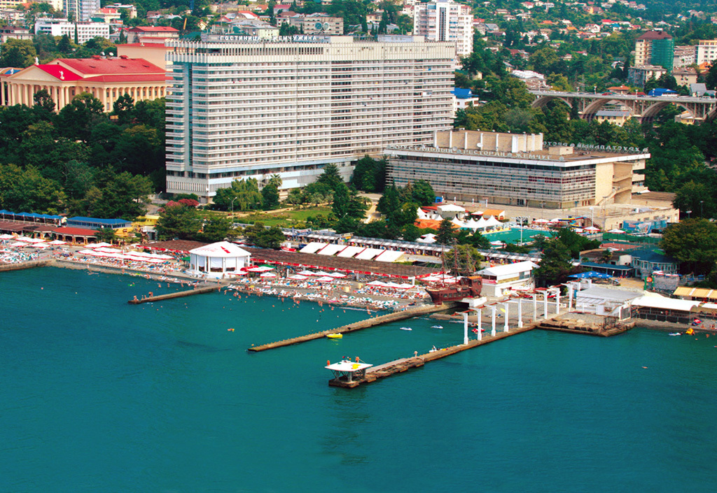 Гранд отель Жемчужина пляж