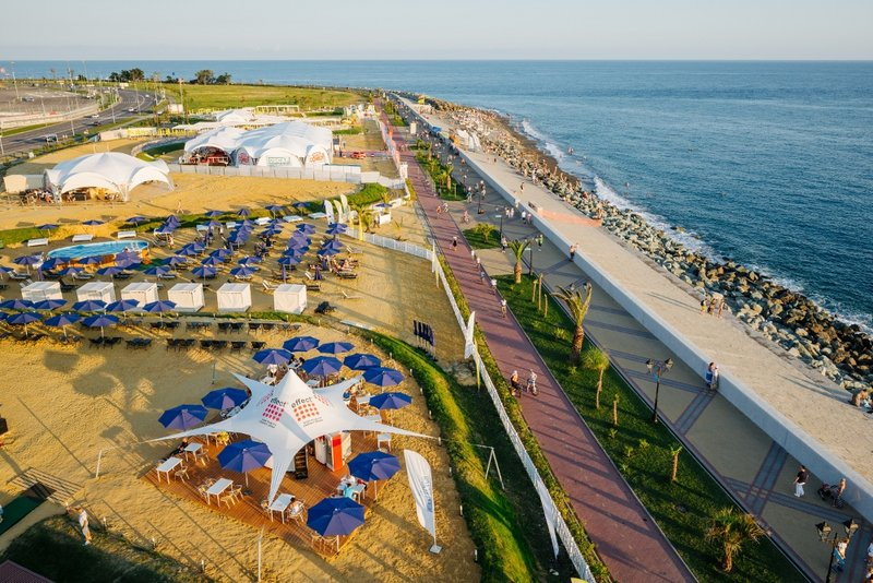Отель Имеретинский пляж