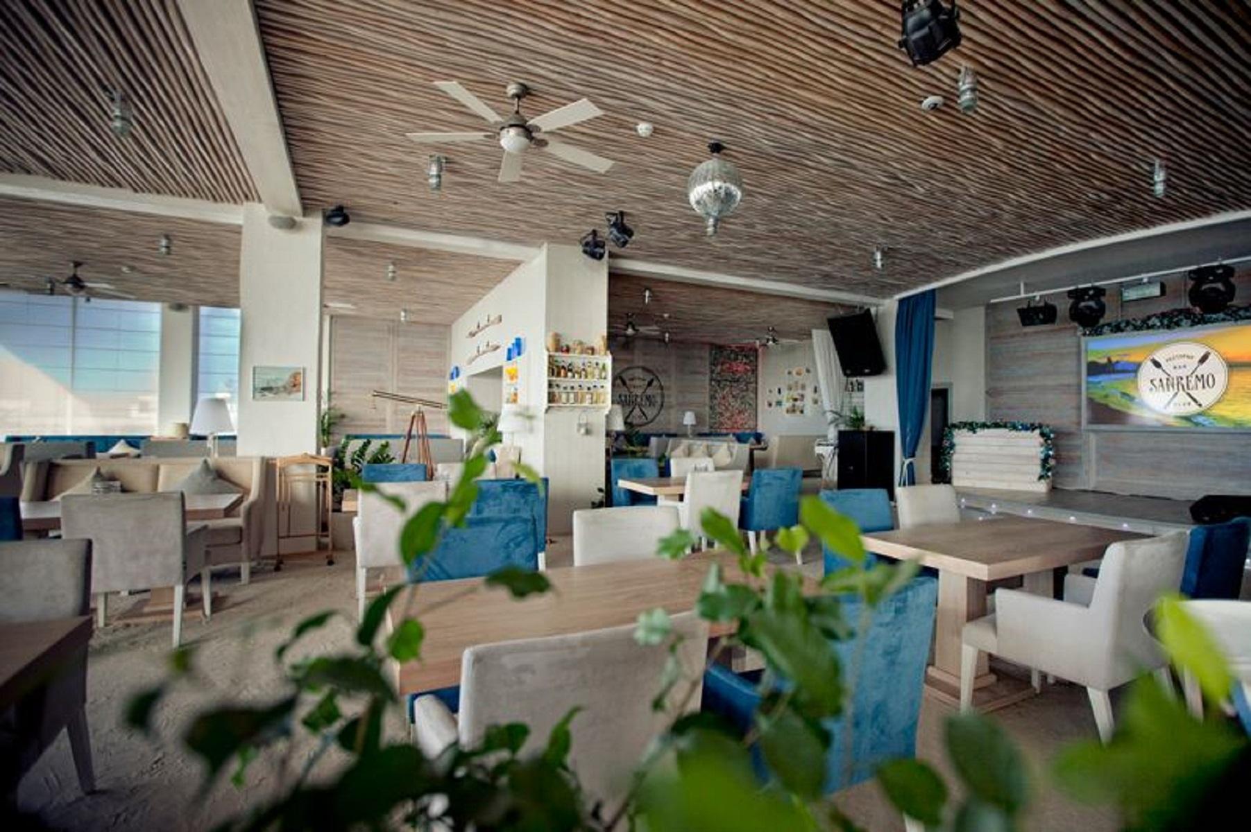 Ресторан Сан-Ремо ресторан у моря
