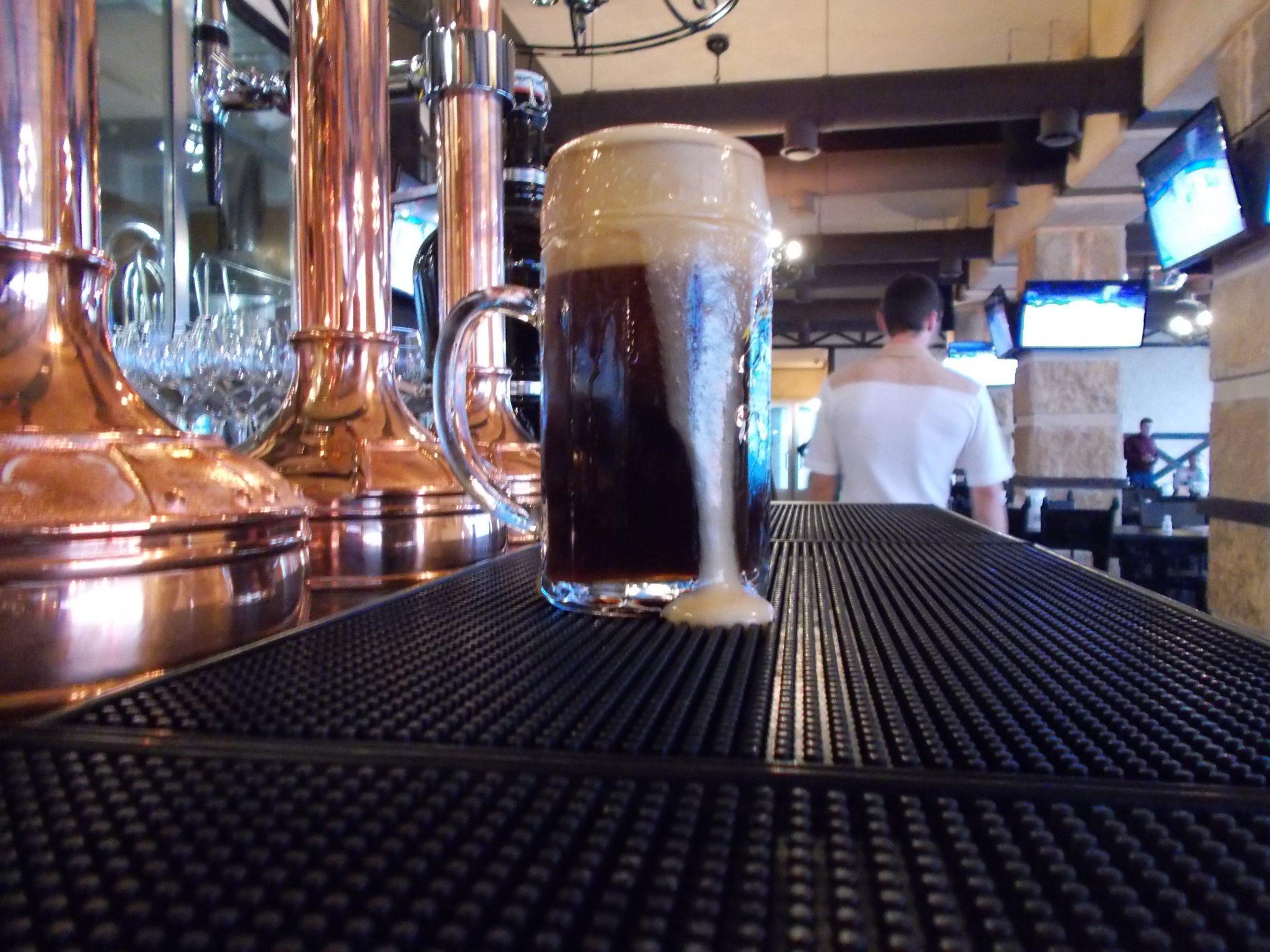 Ресторан Старгород пиво