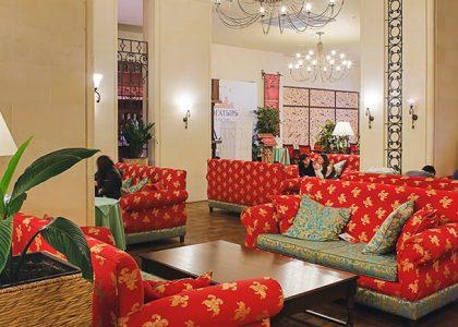Отель Богатырь холл