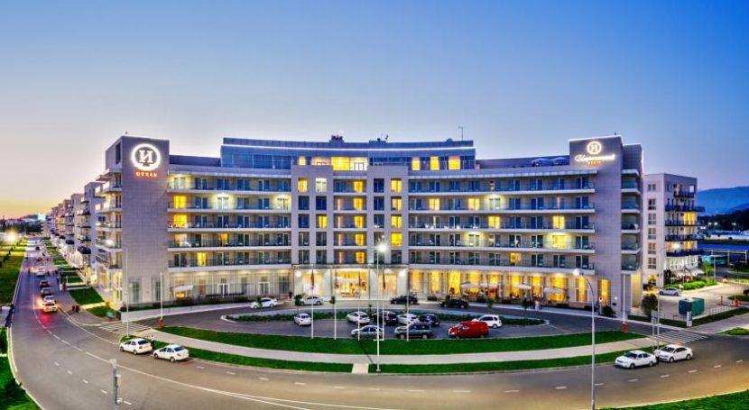 Отель Имеретинский Адлер