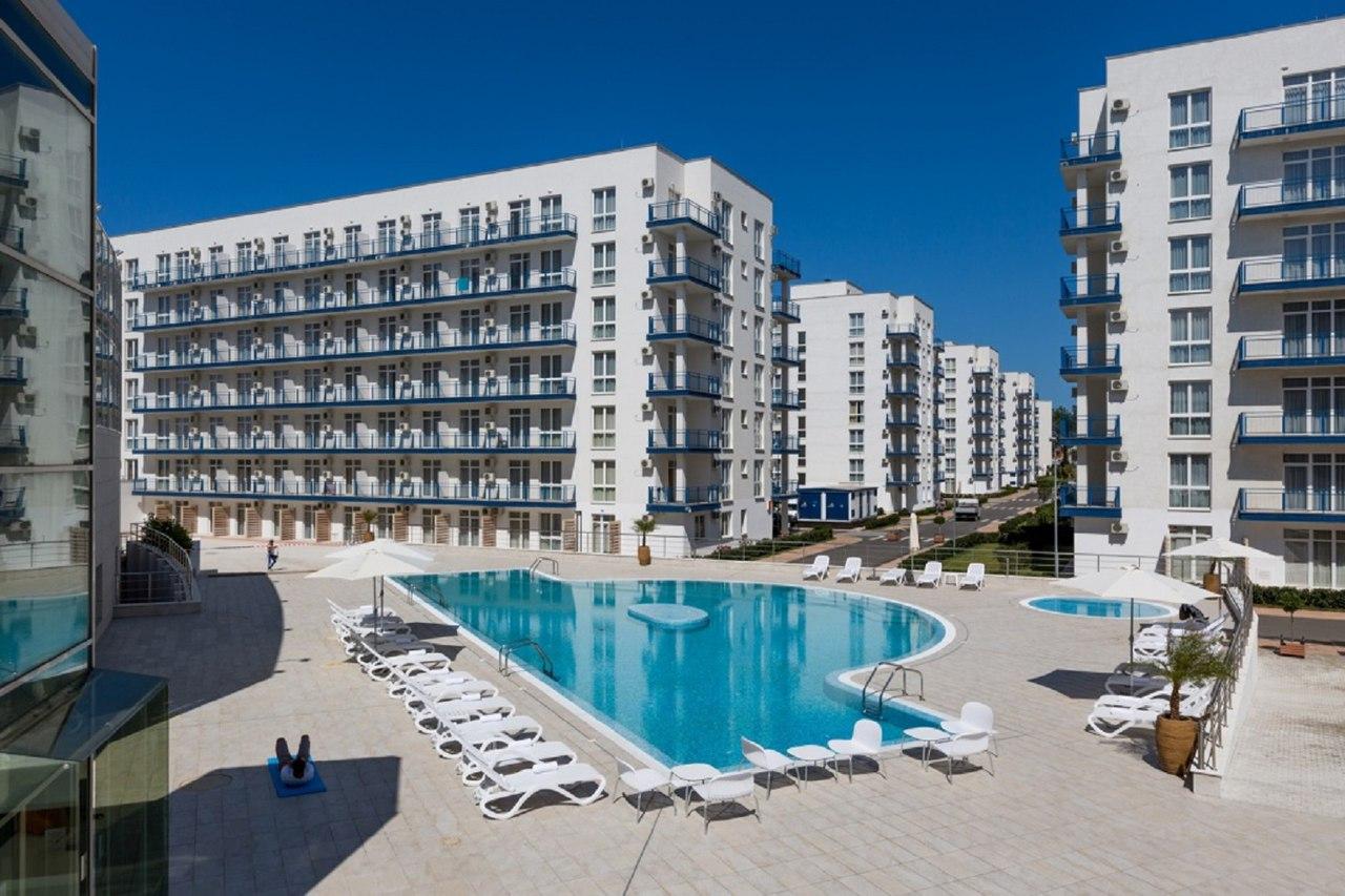 Отель Имеретинский бассейн