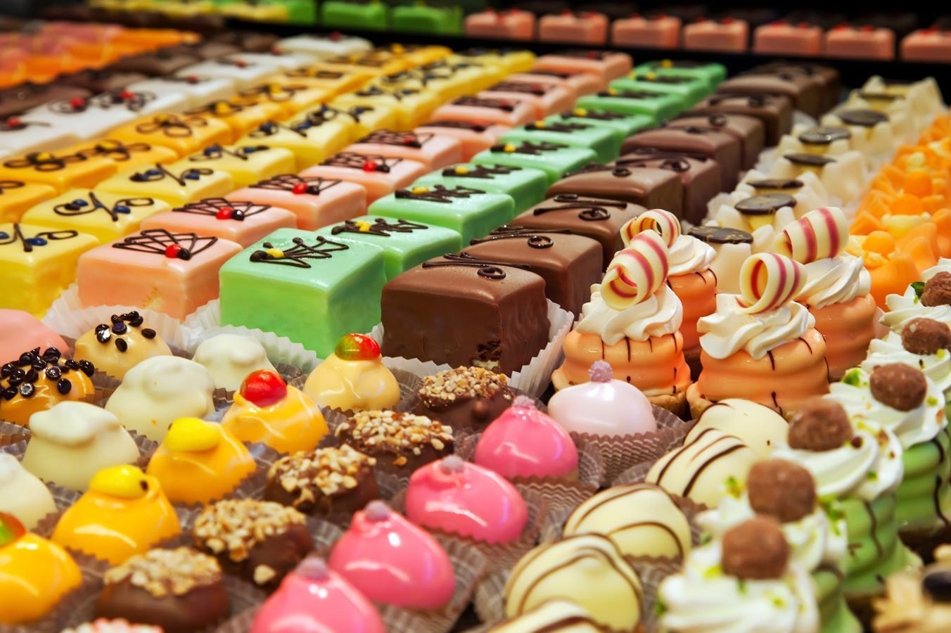 Десерты Сочи