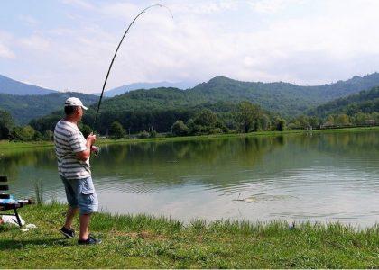 Рыбалка форелевое хозяйство
