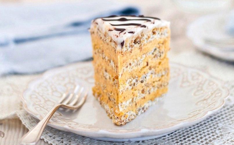 торт Эстерхази кондитерские сочи