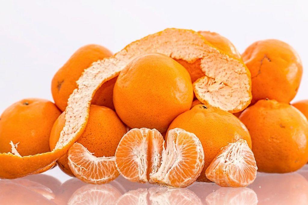 мандарины Сочи