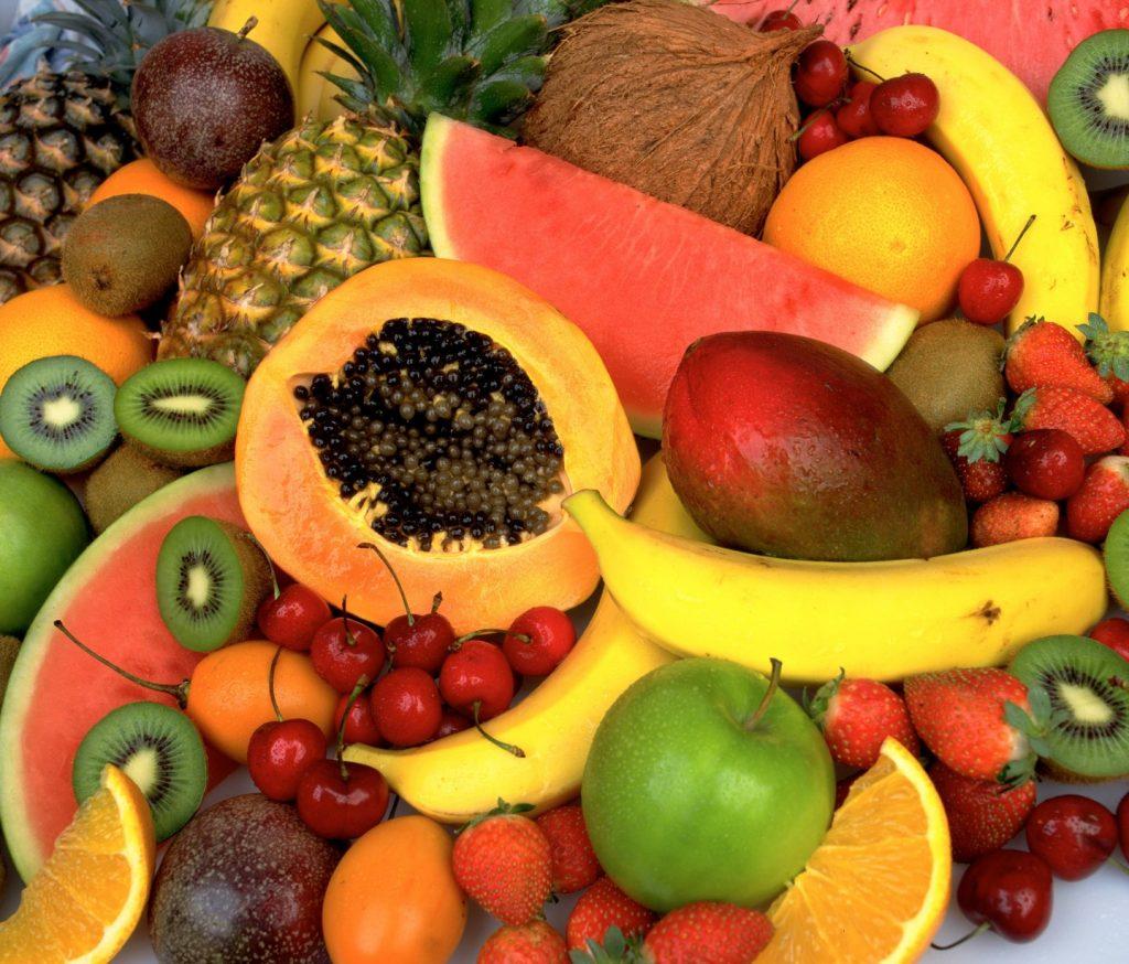 фрукты Тайланда