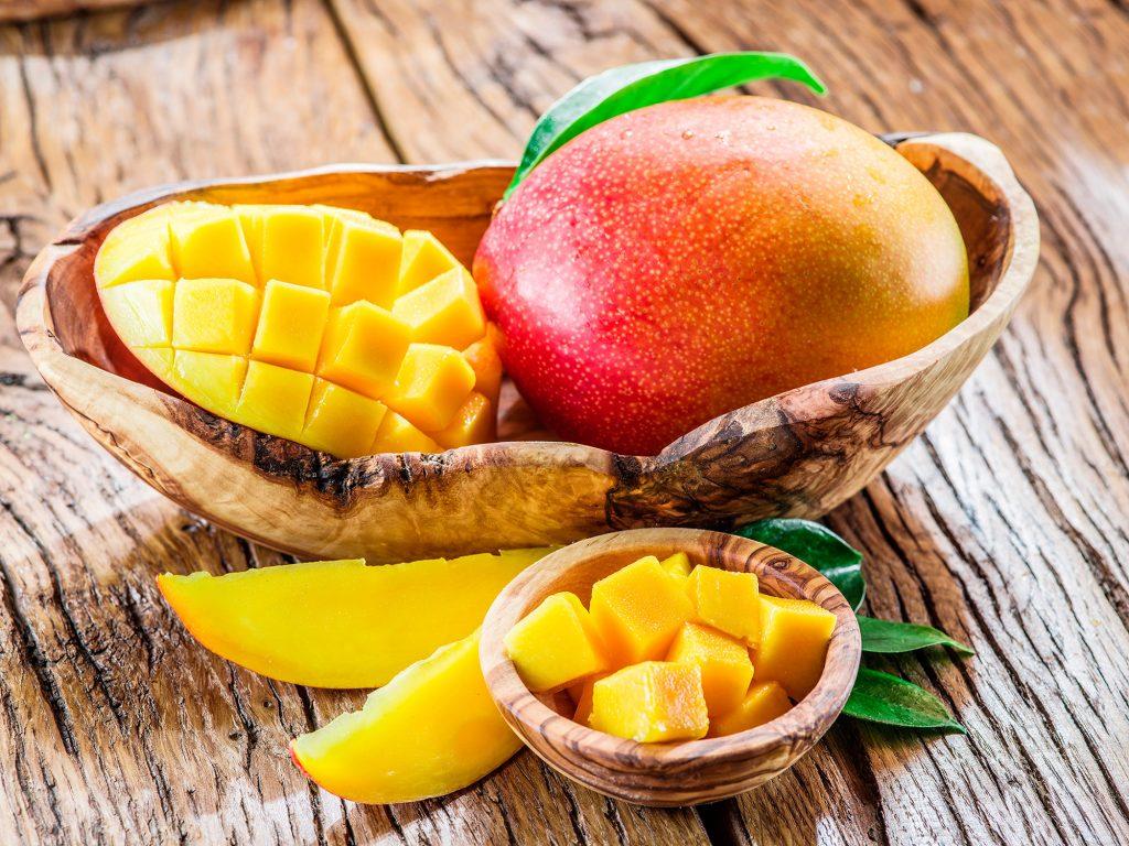 манго в Тайланде