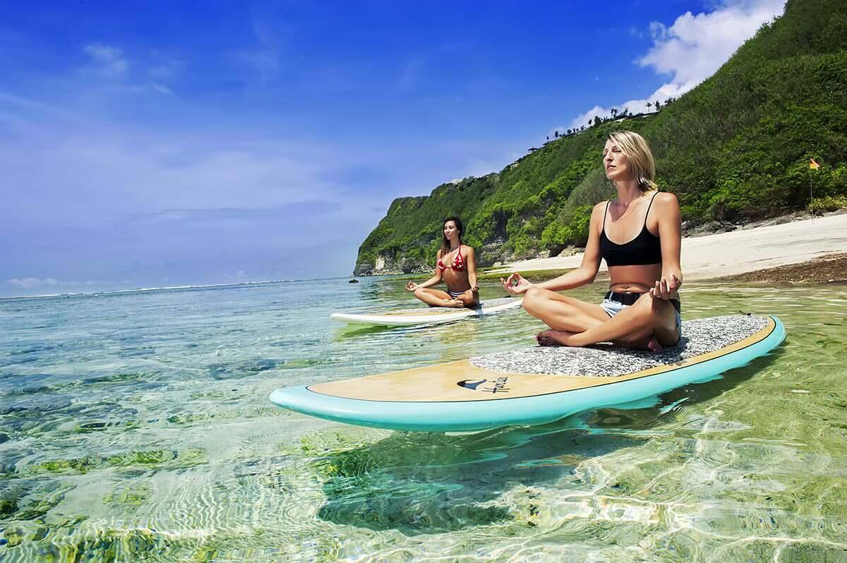 Активный отдых на Бали