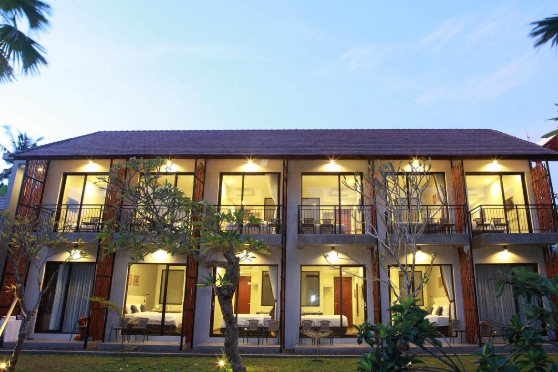 Бюджетный отель