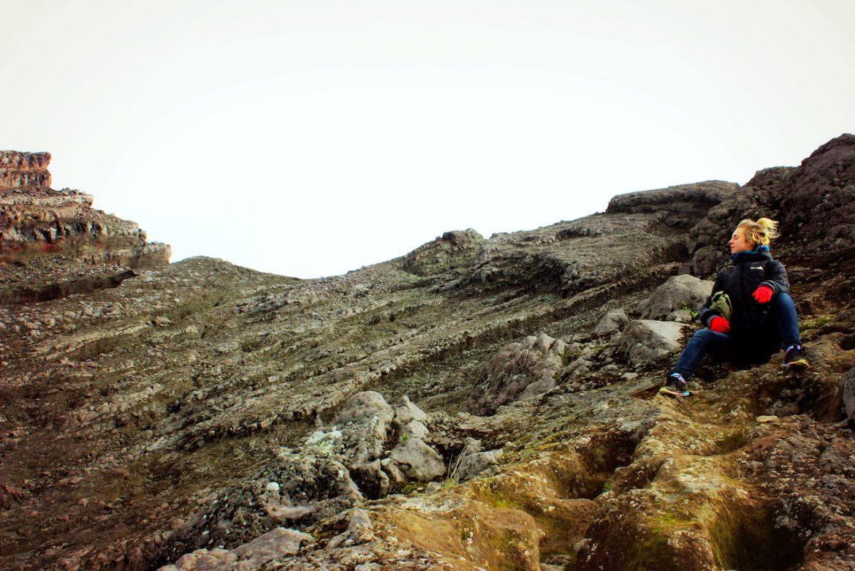 Поход на вулкан