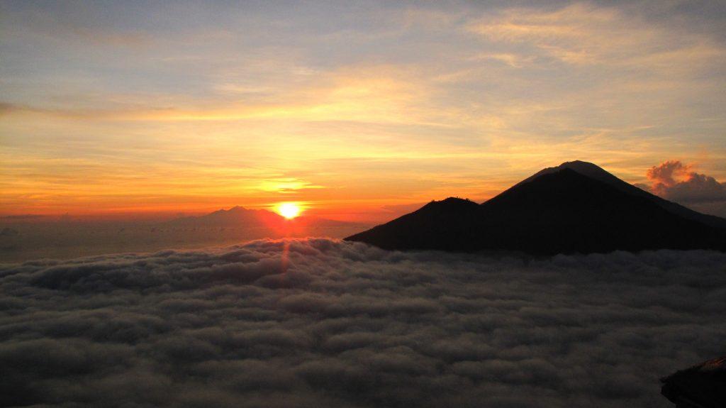 Удивительный вулкан – Батур