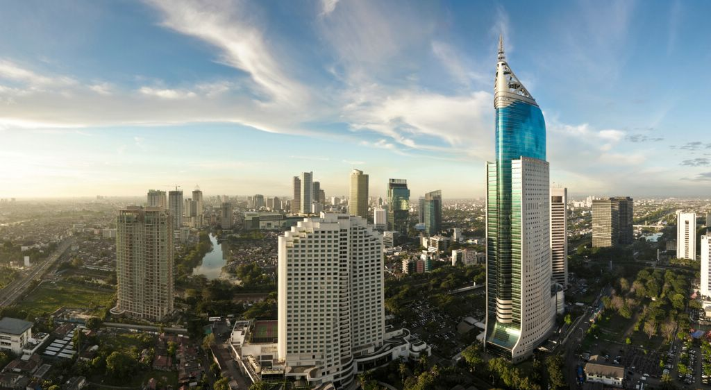 Чудесный город Джакарта
