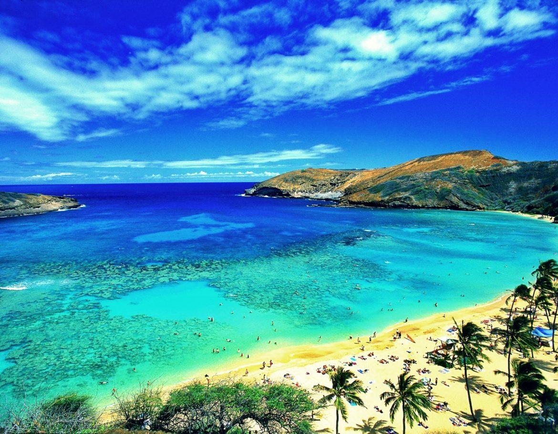 Интересный пляж Бали
