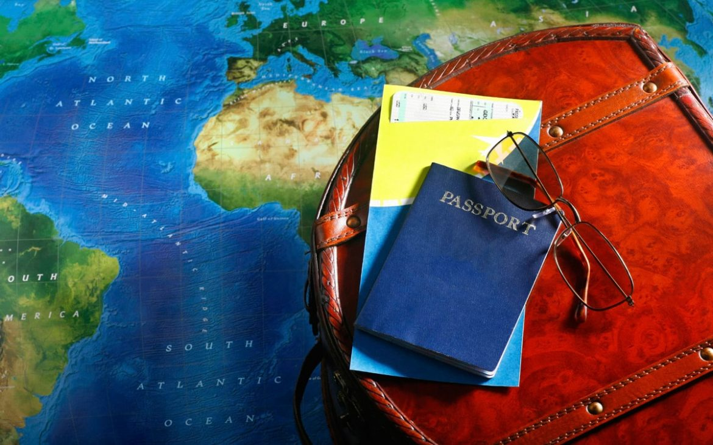 Загранпаспорт для украинцов