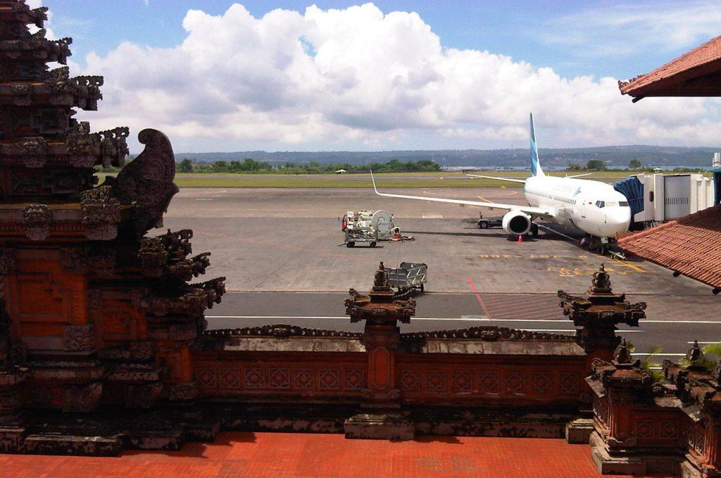 Аэропорт города