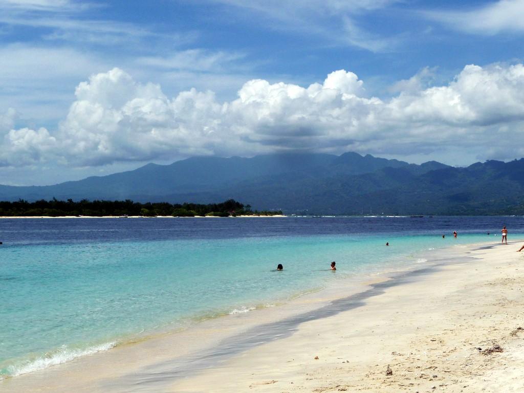 Классический пляжный отдых