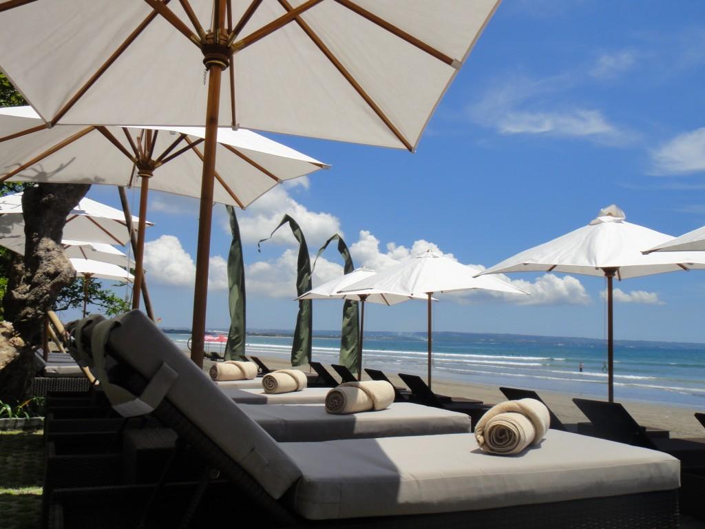 Курорт на пляже