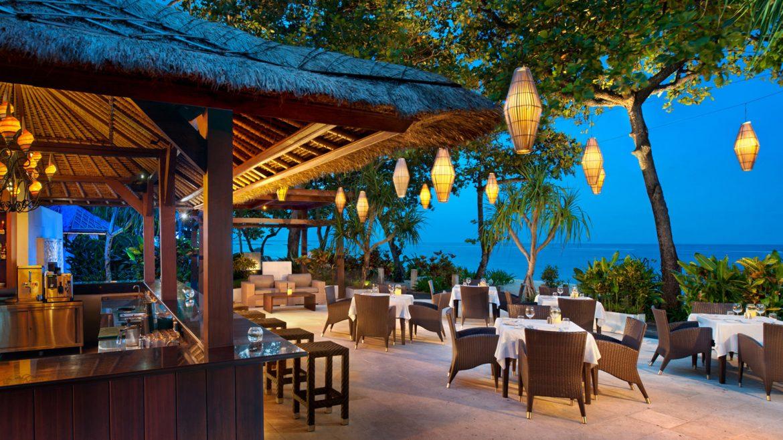 Лучший ресторан в Нуса-Дуа