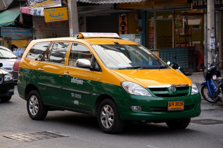 Такси авто-маршрутка
