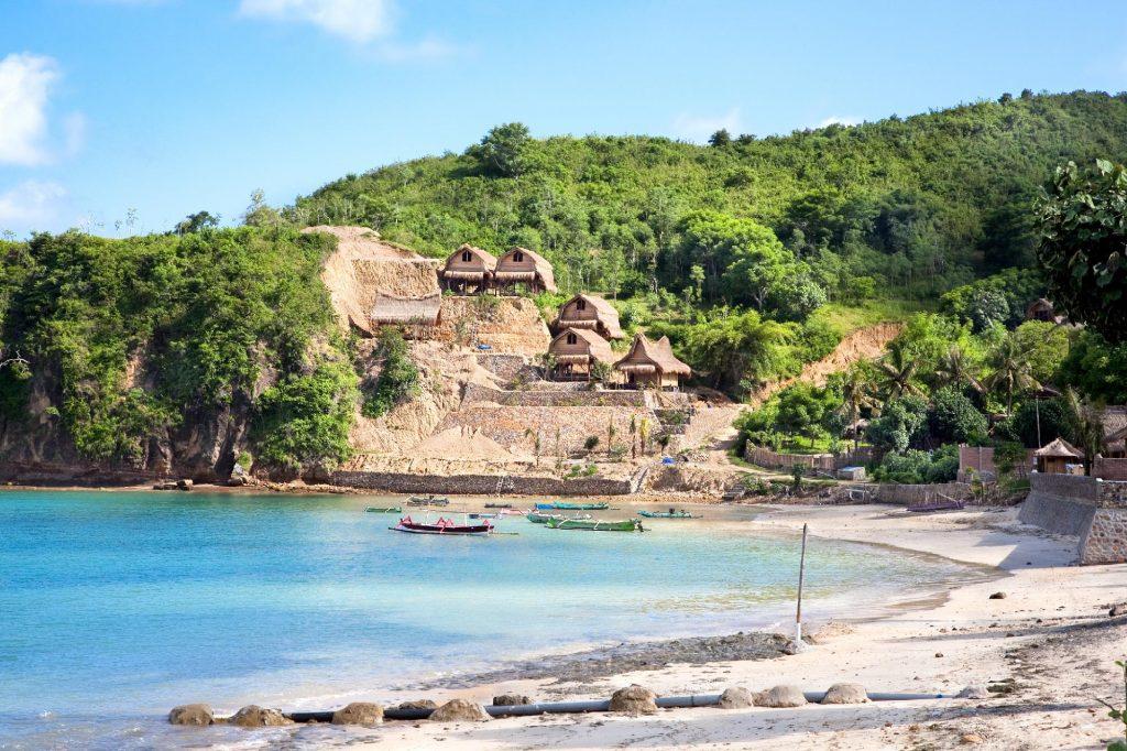 Деревни острова Ломбок