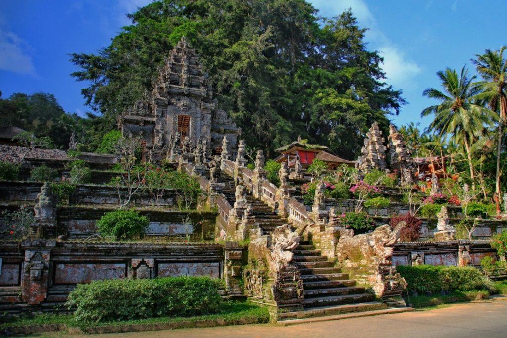 Историческое здание Бали