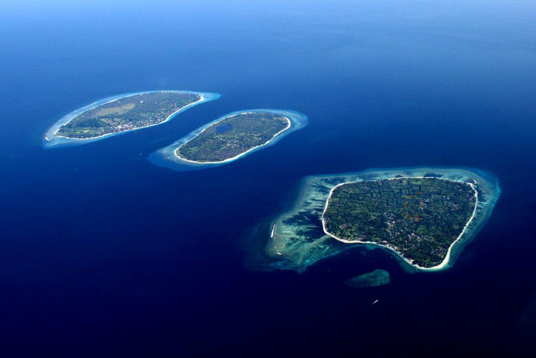 Удивительные острова Гили