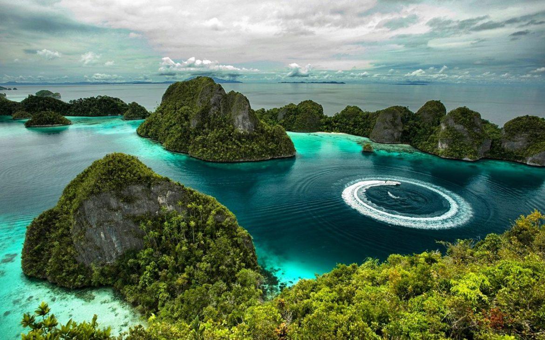 Удивительные острова Индонезии