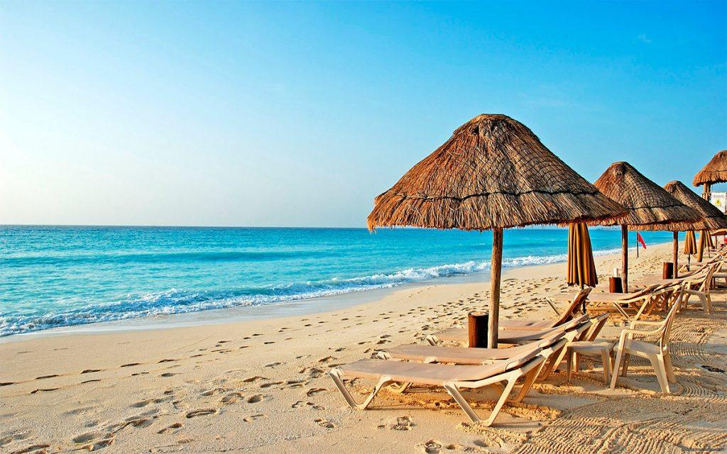 Курортный пляж Бали