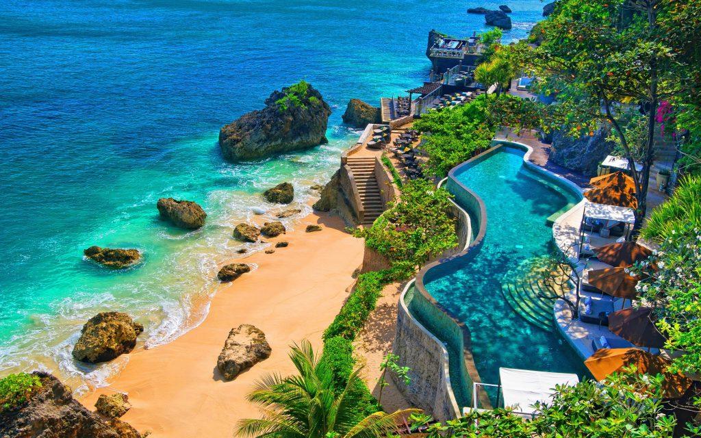 Шикарные отели на Бали