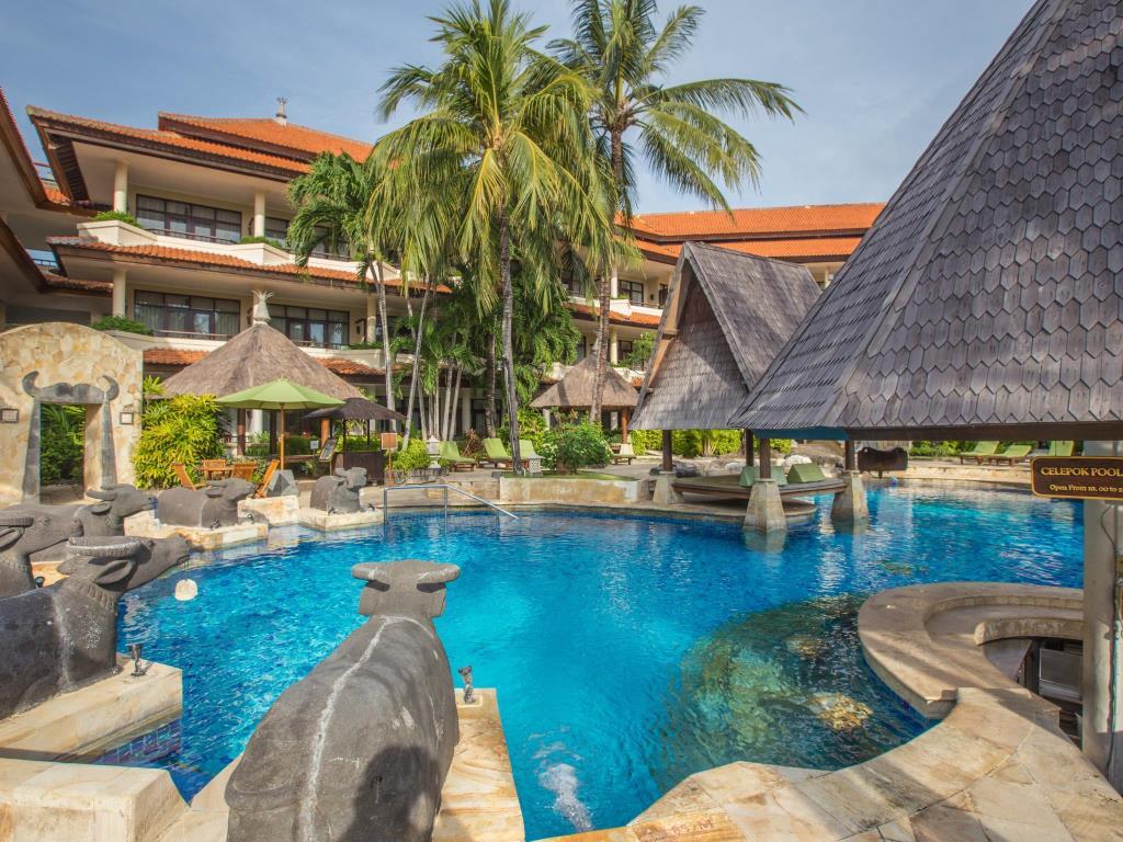 Удивительный отель Bali Reef Resort