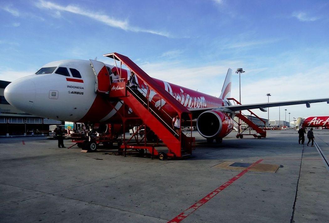 Высадка с самолета