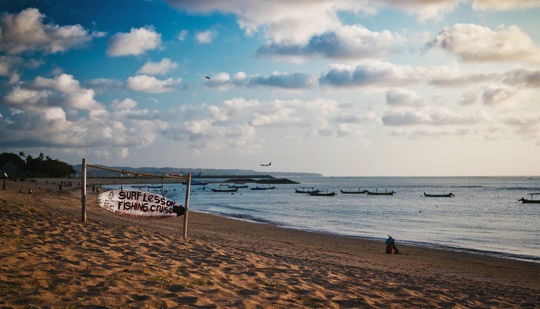 Соединение пляжей