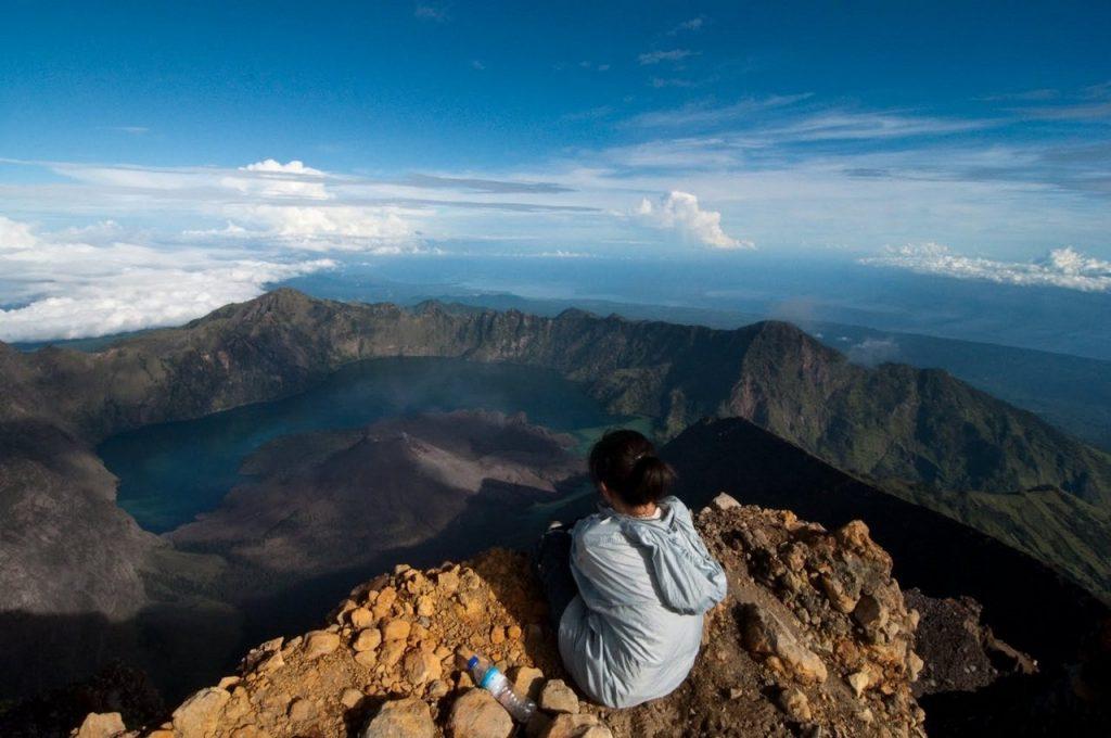 Путешествие по вулкану