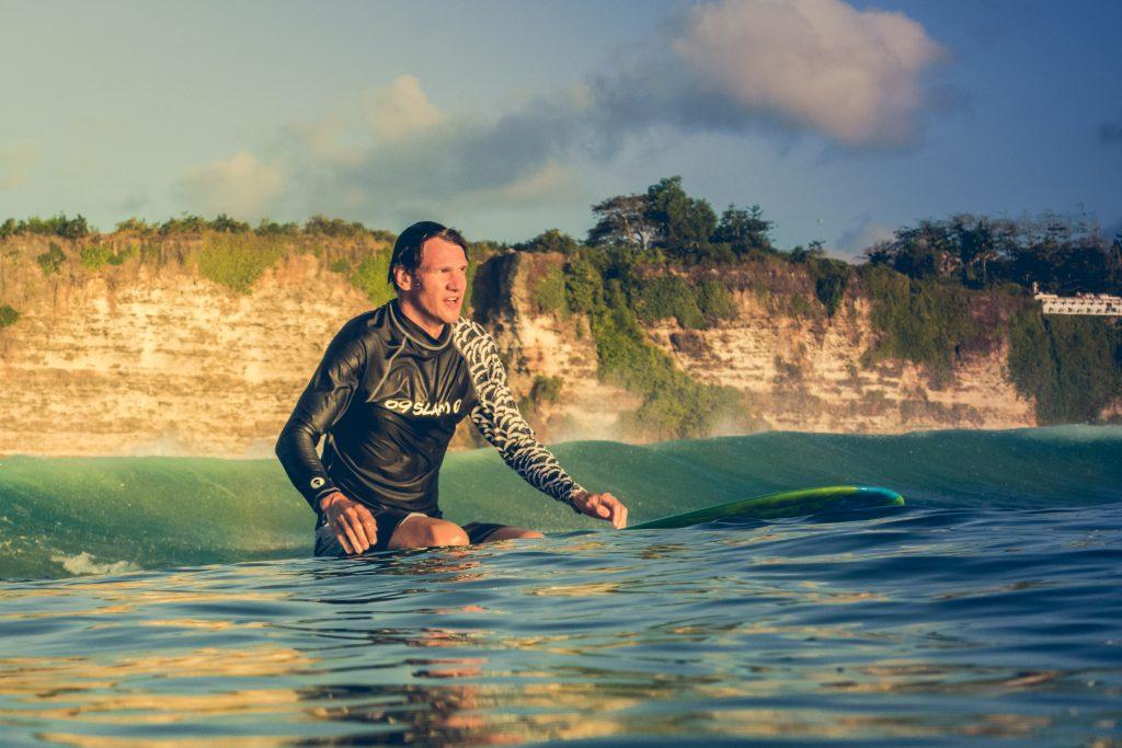 Местное развличение - серфинг