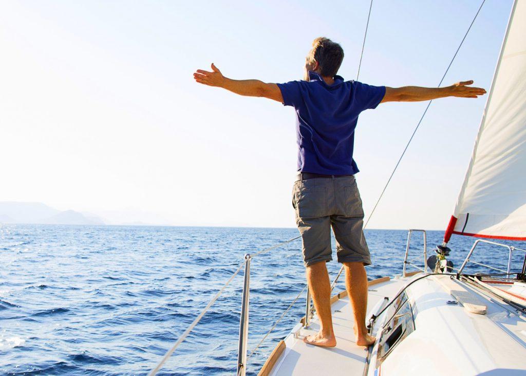 Спокойный отпуск на море